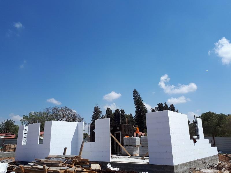 icf - בנייה מתקדמת