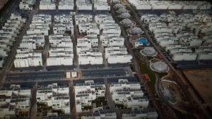 השראה - עיר מאופסת אנרגיה בדובאי