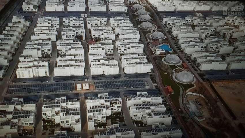 השראה – עיר מאופסת אנרגיה בדובאי