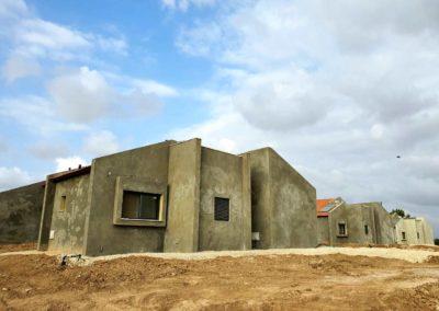 קירות בטון מבודדים ICF
